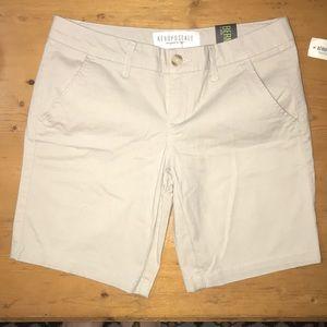 New Aeropostale Bermuda Twill Shorts 4